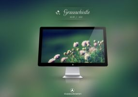 Grasswhistle by Slurpaza