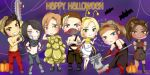 Resident Evil Monster Mash by meekgeek