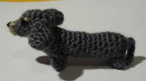 Dachshund for my coworker by ilwin