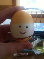Ron Weasley Egg by whos-the-lemon-now-4