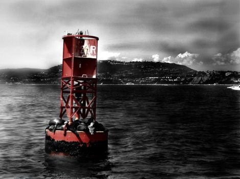 Pop Buoy by ThestralPeaches