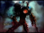 Bioshock 2 wallpaper by RedDevil00