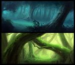 Forest Concept by Eru17
