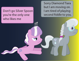 Artist training Ground day28: Silver Spoon leaves by NightTactician