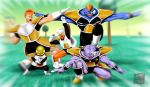 Ginyu Force by Altitron