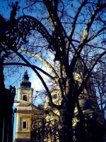 It's a pretty big world god by oradea