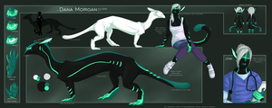 Dana Morgan - EMS reference sheet by IssuesAndDrama