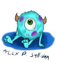 MI child OC: Alex P Sullivan by phantomshoujo