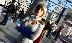 NYCC 2013: Feel the POWER! by Kitedot
