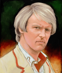 Peter Davidson (Final) as 5th Doctor (Doctor Who) by The-Tinidril