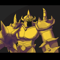 100 Days of LoL/Mordekaiser by luckyde