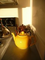 English Tea Cups by Bressom