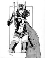 Huntress commission by seanforney