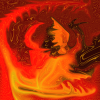 The Fire burns With In by megan-the-Speeddemon
