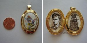 In Fond Memory of the 10th Doctor by sidneyeileen