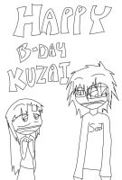 Happy B-day Kuzai by sesshi-girl