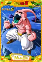 Dragon Ball Z - Majin Buu Pure Form by DBCProject