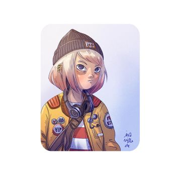 Kid by Iraville