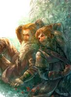 Fili Kili : I will stand by you by EM-MIKA