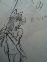 Uh-oh!? by AbominalSnowDemon