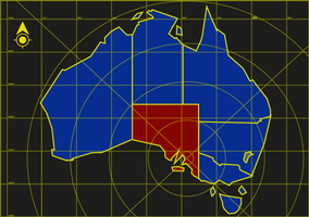Red Alert: South Australia by stagyika