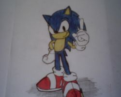 Sonic 2 by X-Prince-Connor-X