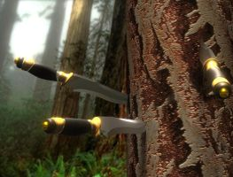 Bakan knife by Abducted47