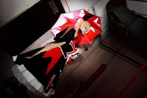 BlazBlue - Rachel Alucard by Xeno-Photography