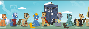 The 11 Whooves by Goofycabal