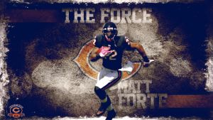 The Force Matt Forte by Photopops