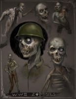 Zombie concept by guang2222