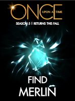 OUAT Season 5 - Poster 2 by SorcerersOwl