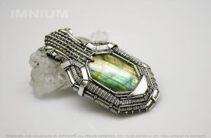 Armoured Labradorite Aa by IMNIUM