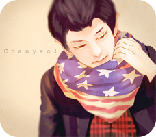 Chanyeol by kyunpoo