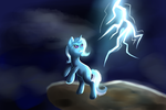 Thunderstorm Enchanter by Schasti