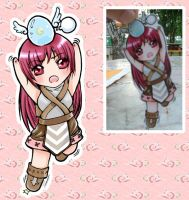 Funny Paper Doll 005 by TashaChan