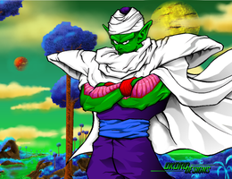 A namek on namek. by 0K0R0