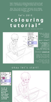 Colouring Tutorial 2013 by mowtei