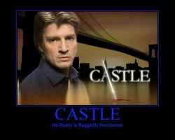 Richard Castle Motivator by PrincessKiara2811