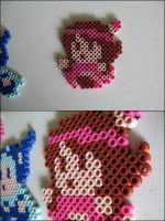 Legacy of the Wizard Lyll bead sprite by 8bitcraft