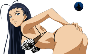 Kakouen Myousai W/Underwear(HD)_Vector Extraction by Elpida-Wood