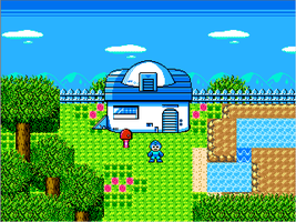 Megaman RPG by Cyberguy64