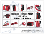 Domestic Technique VITEK by conzumir