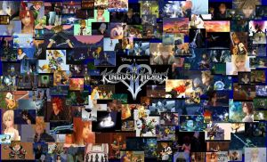 Kingdom Hearts 2 Collage by KittyKax33221