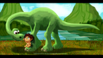 The Good Dinosaur by RavenEvert