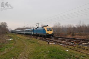 470 008 with special train near Gyor by morpheus880223