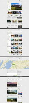 Pure Real Estate Multipurpose PSD by brillianthemes