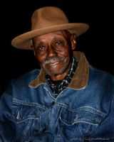 Pinetop Perkins by TrulyGreatMadness
