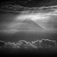 Mt. Merapi - Java by Hengki24