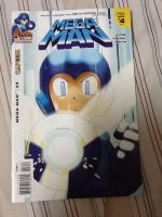 Megaman Issue 44 Comic Book by tanlisette